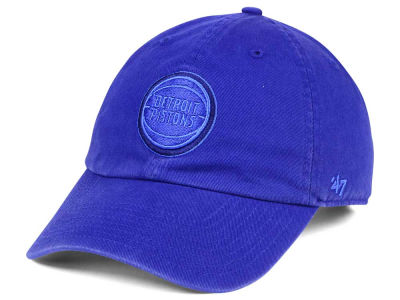 Detroit Pistons '47 NBA Triple Rush CLEAN UP Cap