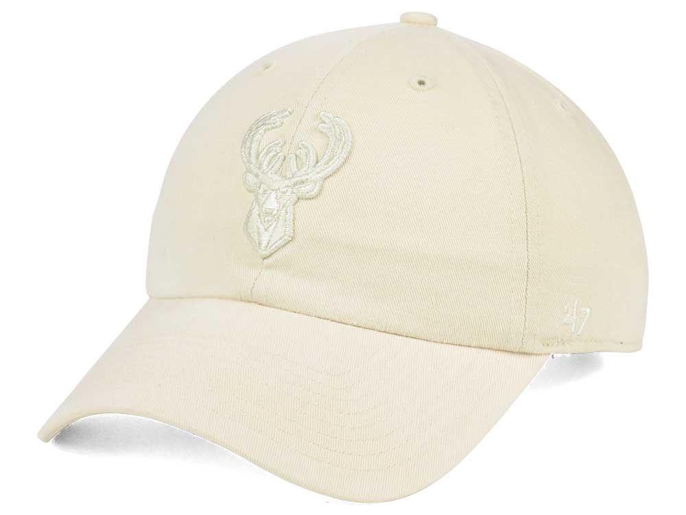 big sale bb26c 0c238 ... 50% off milwaukee bucks 47 nba triple rush clean up cap lids 40f70 f4f3d