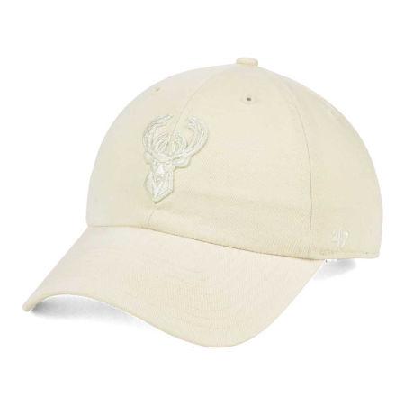 Milwaukee Bucks '47 NBA Triple Rush CLEAN UP Cap