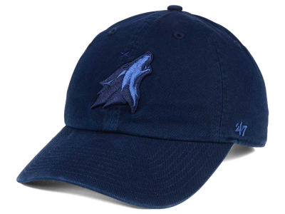 Minnesota Timberwolves '47 NBA Triple Rush CLEAN UP Cap