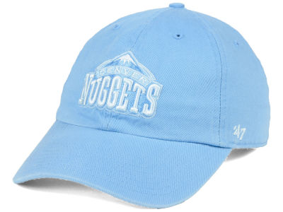 Denver Nuggets '47 NBA Triple Rush CLEAN UP Cap