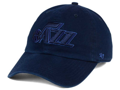 Utah Jazz '47 NBA Triple Rush CLEAN UP Cap