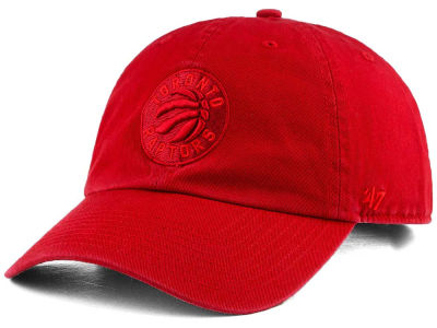 Toronto Raptors '47 NBA Triple Rush CLEAN UP Cap