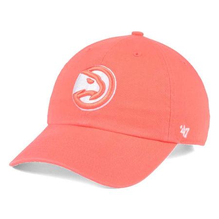 Atlanta Hawks '47 NBA Pastel Rush CLEAN UP Cap