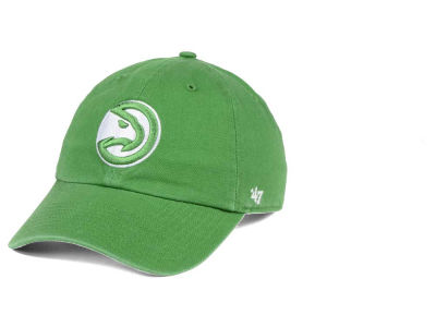 Atlanta Hawks '47 NBA Pastel Rush CLEAN UP Cap
