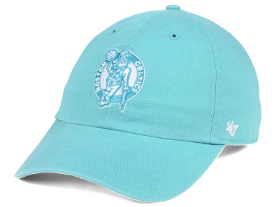 Boston Celtics '47 NBA Pastel Rush CLEAN UP Cap