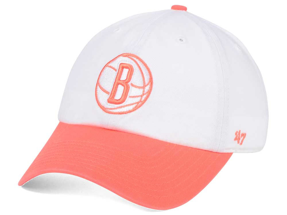 online retailer ab0e2 4d240 discount code for brooklyn nets 47 nba pastel rush clean up cap b1c77 7c6e8