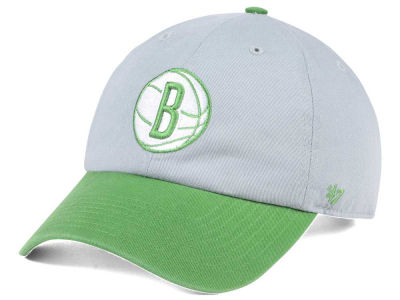 Brooklyn Nets '47 NBA Pastel Rush CLEAN UP Cap