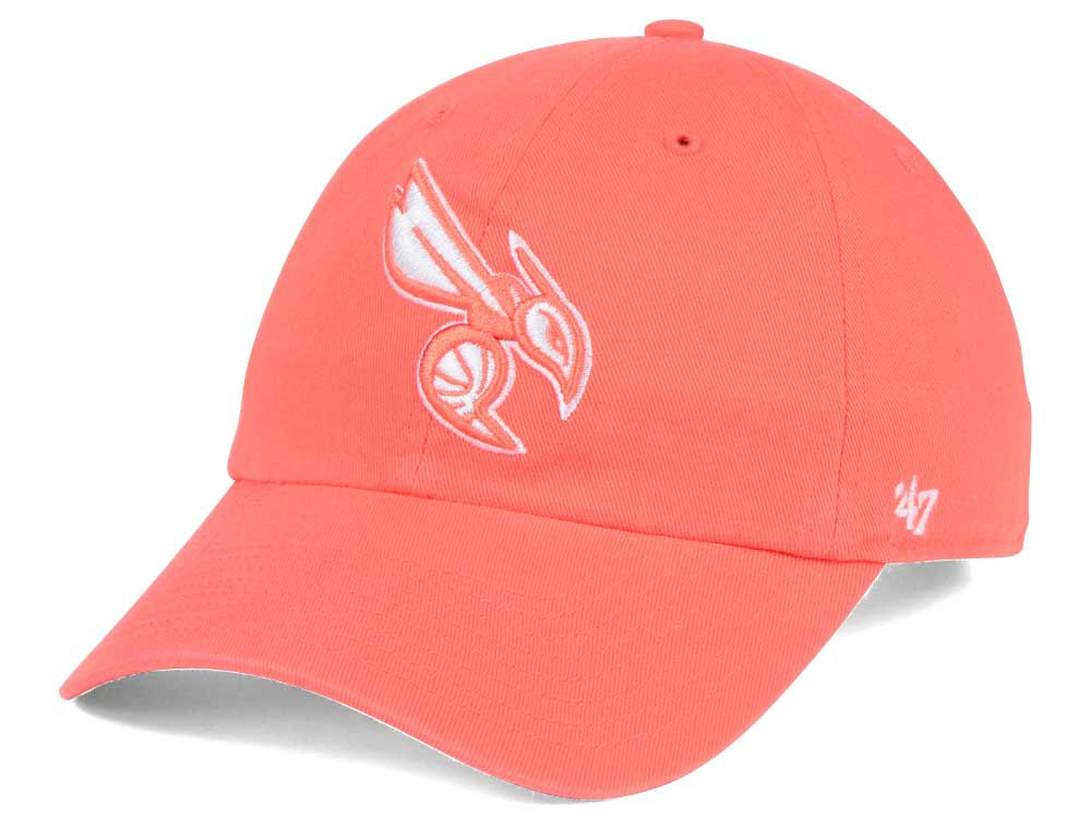 new concept 45f51 4cfca czech charlotte hornets 47 nba pastel rush clean up cap 9db75 bfefb