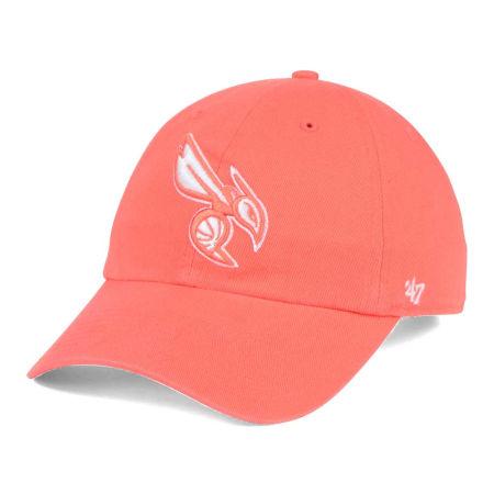 Charlotte Hornets '47 NBA Pastel Rush CLEAN UP Cap