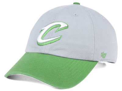 Cleveland Cavaliers '47 NBA Pastel Rush CLEAN UP Cap