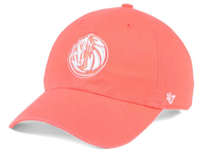 Dallas Mavericks '47 NBA Pastel Rush CLEAN UP Cap