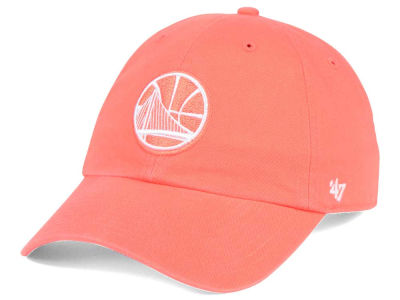 Golden State Warriors '47 NBA Pastel Rush CLEAN UP Cap