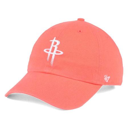 Houston Rockets '47 NBA Pastel Rush CLEAN UP Cap