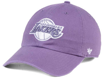 Los Angeles Lakers '47 NBA Pastel Rush CLEAN UP Cap