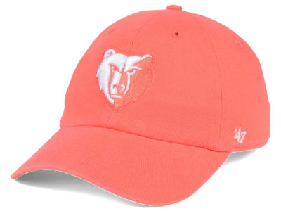 Memphis Grizzlies '47 NBA Pastel Rush CLEAN UP Cap