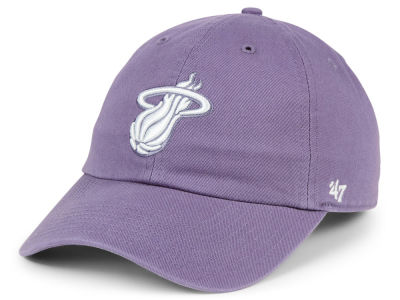 sale retailer 155f7 aac50 ... netherlands miami heat 47 nba pastel rush clean up cap b2b2e 071bd