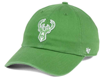 Milwaukee Bucks '47 NBA Pastel Rush CLEAN UP Cap