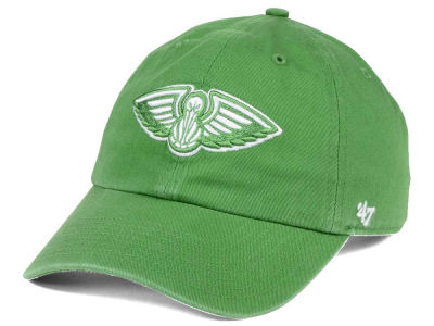 New Orleans Pelicans '47 NBA Pastel Rush CLEAN UP Cap