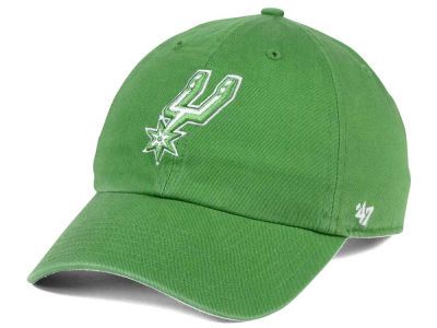 San Antonio Spurs '47 NBA Pastel Rush CLEAN UP Cap