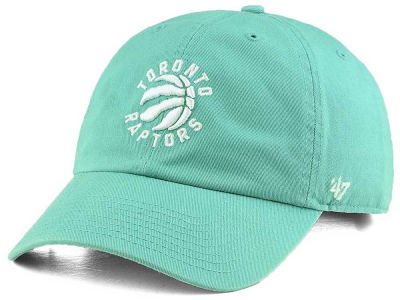 Toronto Raptors '47 NBA Pastel Rush CLEAN UP Cap