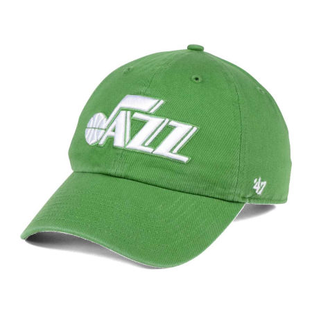 Utah Jazz '47 NBA Pastel Rush CLEAN UP Cap
