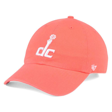 Washington Wizards '47 NBA Pastel Rush CLEAN UP Cap