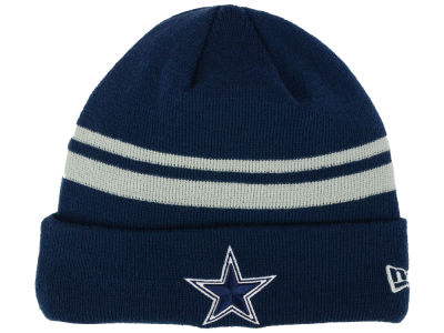 Dallas Cowboys New Era NFL Chase Stock Cuff Knit