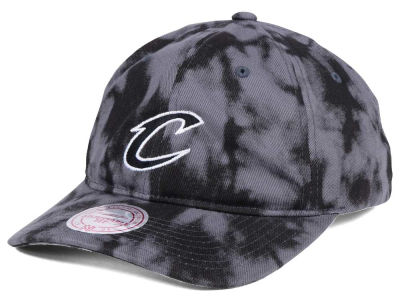 Cleveland Cavaliers Mitchell & Ness NBA Multi Color Acid Wash Dad Hat