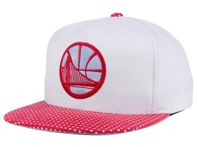 hot sale online f7801 c9128 Golden State Warriors Mitchell   Ness NBA Stars and Wash Snapback Cap