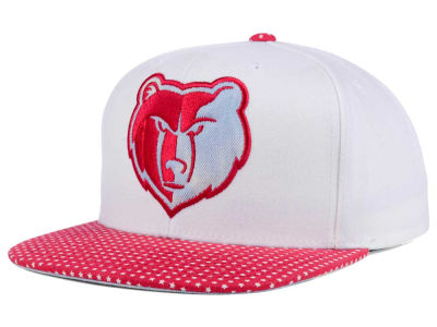 Memphis Grizzlies Mitchell & Ness NBA Stars and Wash Snapback Cap