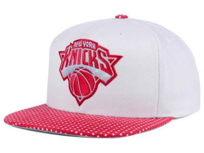 New York Knicks Mitchell & Ness NBA Stars and Wash Snapback Cap