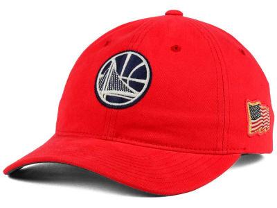 huge selection of 04b0d 3347e Golden State Warriors Mitchell   Ness NBA USA Dadder Hat