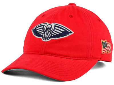 New Orleans Pelicans Mitchell & Ness NBA USA Dadder Hat