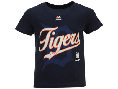 Detroit Tigers MLB Toddler The Game Cotton T-Shirt