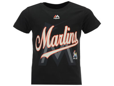 Miami Marlins MLB Toddler The Game Cotton T-Shirt