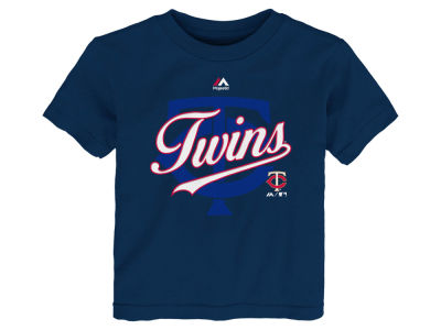 Minnesota Twins Majestic MLB Toddler The Game Cotton T-Shirt