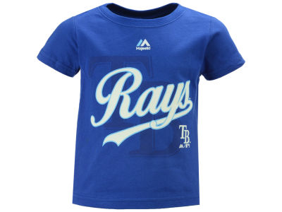 Tampa Bay Rays MLB Toddler The Game Cotton T-Shirt