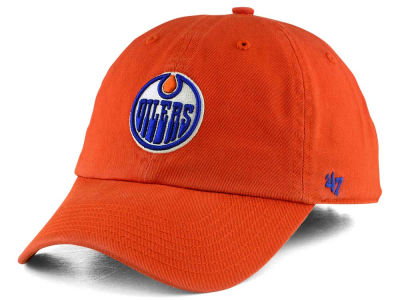 Edmonton Oilers '47 NHL Kids '47 CLEAN UP Cap