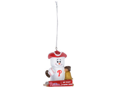 Philadelphia Phillies Thematic Smore Ornament