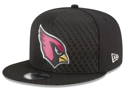 Arizona Cardinals New Era 2017 NFL On Field Color Rush 9FIFTY Snapback Cap