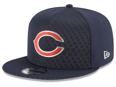 Chicago Bears New Era 2017 NFL On Field Color Rush 9FIFTY Snapback Cap