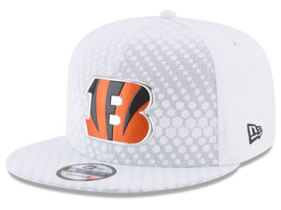 Cincinnati Bengals New Era 2017 NFL On Field Color Rush 9FIFTY Snapback Cap