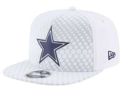 Dallas Cowboys New Era 2017 NFL On Field Color Rush 9FIFTY Snapback Cap