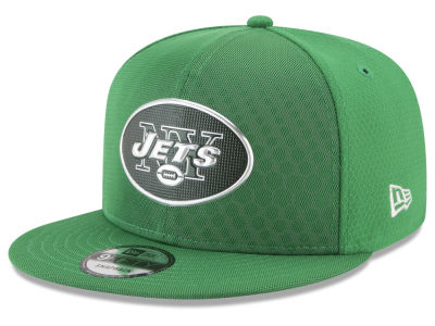 New York Jets New Era 2017 NFL On Field Color Rush 9FIFTY Snapback Cap