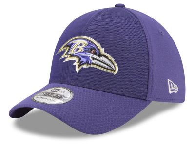 Baltimore Ravens New Era 2017 NFL On Field Color Rush 39THIRTY Cap