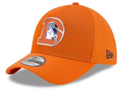 Denver Broncos New Era 2017 NFL On Field Color Rush 39THIRTY Cap
