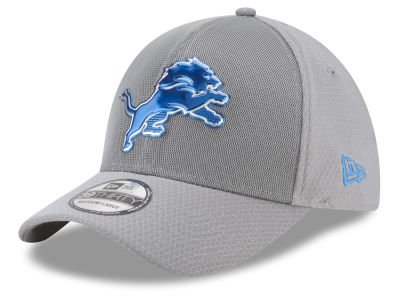 Detroit Lions New Era 2017 NFL On Field Color Rush 39THIRTY Cap