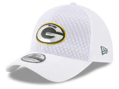 Green Bay Packers New Era 2017 NFL On Field Color Rush 39THIRTY Cap