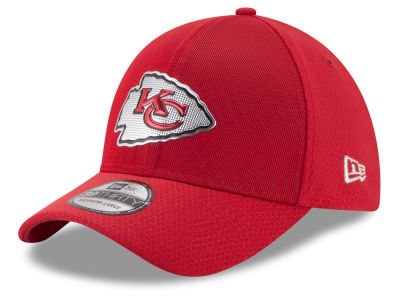 Kansas City Chiefs New Era 2017 NFL On Field Color Rush 39THIRTY Cap